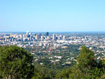 photo: View from Mt. Coot-Tha